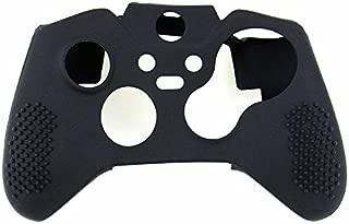 xbox one/PC/Elite コントローラー共用 シリコンカバー (黒)