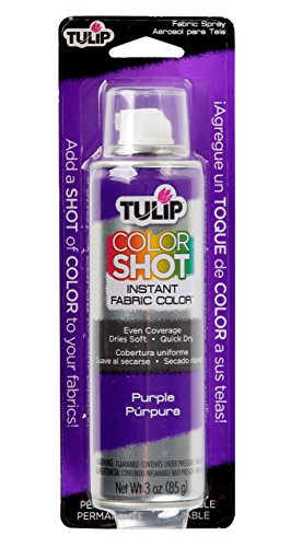 Tulip ColorShot Instant Fabric Color 3oz. Purple