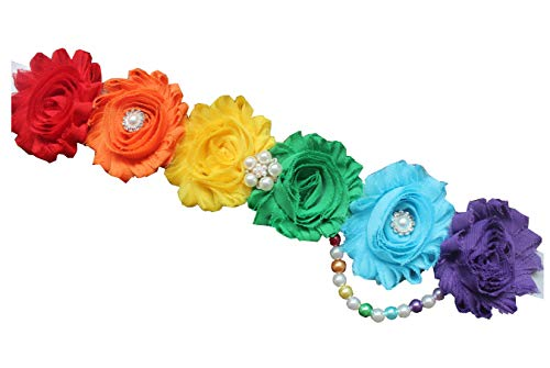 nania original design rainbow materinity sash pregancy sash...