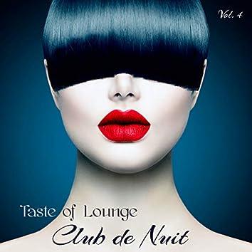 Club de Nuit, Vol. 4 – Best of Lounge & Chillout Golden Selection (Color del Mar de Mi Ventana Collection)