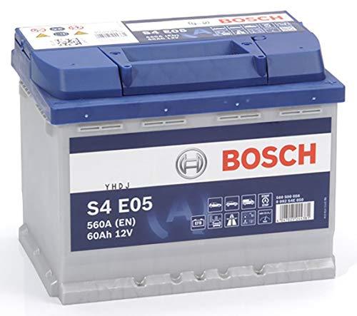 Bosch Batteria per Auto S4E05 Start&Stop EFB 60A / h-640A nuovo modello