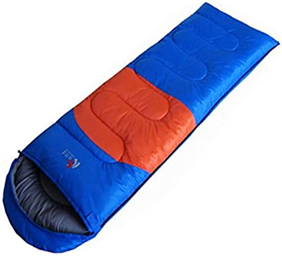 SHUIDAI Camping sac de couchage sacs de couchage épissage double , 1