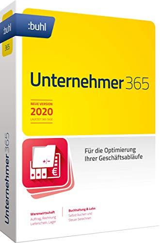 WISO Unternehmer 365 (aktuelle Version 2020)