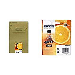 Product 1: Save up to 30 Percent of ink with Epson's individual ink cartridges Product 1: Reduce your printing costs with X-Large inks Product 1: Epson inks are optimised for Epson printers Product 1: Package type: Easy mail multipack Product 2: Deli...