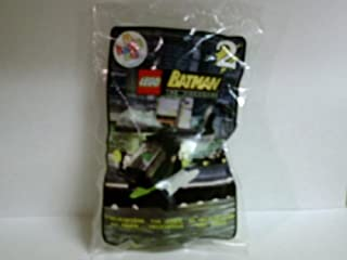 2008 McDonald's Happy Meal Lego Batman The Videogame- The Joker Helicopter #2