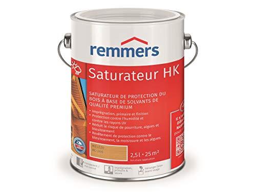 Remmers HK, Vernice protettiva per il legno, teak, 2,5 litri