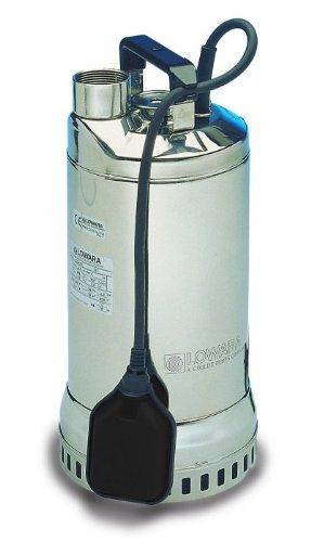 LOWARA DIWA Pompes pour eaux claires ou Sales DIWA11T/B 1,1KW 1,5HP 3x400V 50HZ