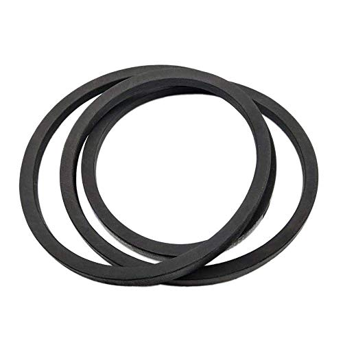 Affordable Parts Deck Belt for John Deere 48 Inch Deck LT166 LT180 LT190 GX10063 Lawn Tractors M150960 M151649