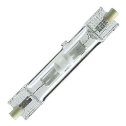 Farbiger HQI Brenner Signion color 70 Watt magenta Sockel RX7s HQI-Strahler Außenstrahler