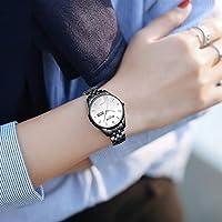 QTMIAO美しい機械式時計 2018年新人恋人がファッション超薄型学生の腕時計を見る (Color : 4)