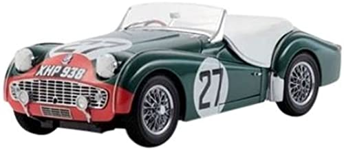 Original Kyosho 1 18 Triumph TR3S LM1959   27 (japan import)