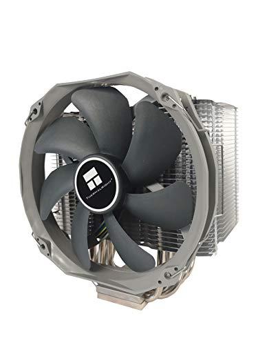 Thermalright HR-02 Macho Rev.C für Intel- und AMD-Prozessoren, inkl TY-14U PWM Lüfter (300-1.300 U/min, 15-21 dB