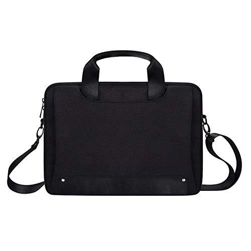 Joyfeel Buy Notebook/Laptop/Tablet Tasche 14.1Zoll Wasserabweisend Business Aktentasche Notebooktasche Schulter Umhängetasche für Reisen/Schule/Herren/Damen