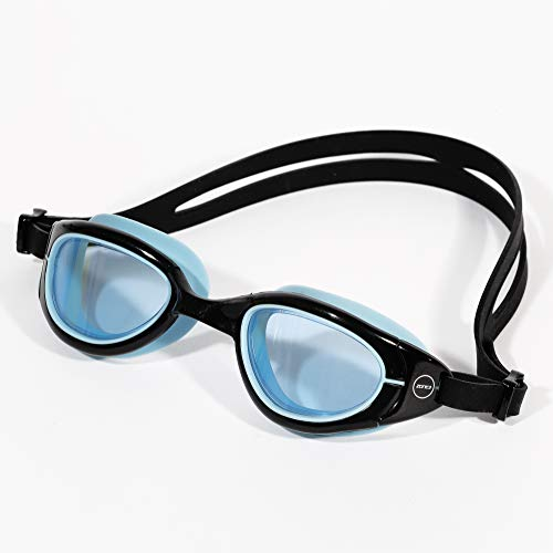 ZONE3 Aanval Zwembril - Zwart