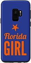 Galaxy S9 Florida Sun State Girl Gator Case