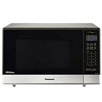Panasonic NN-ST696S Countertop/Built-In Microwave with Inverter Technology 1.2 cu ft  Stainless  Renewed