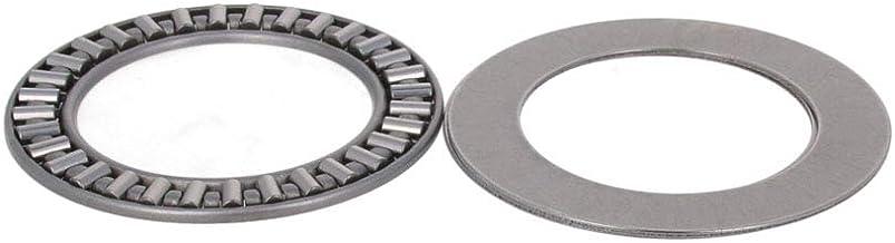 Othmro Needle Roller Bearing 40mmX60mmX5mm Single Row Bearing AXK4060+2AS 1pcs