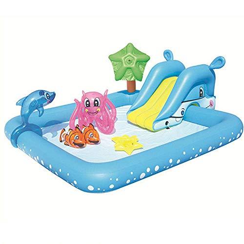 Zwembad Opblaasbaar kinderzwembad Zomer Familie Lounge Zwembad Familie Zwembad Kinderen Volwassenen Babys Peuters