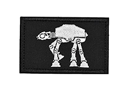 Star Wars Morale Patch Tactical Military Morale Patches(Robot Dog)