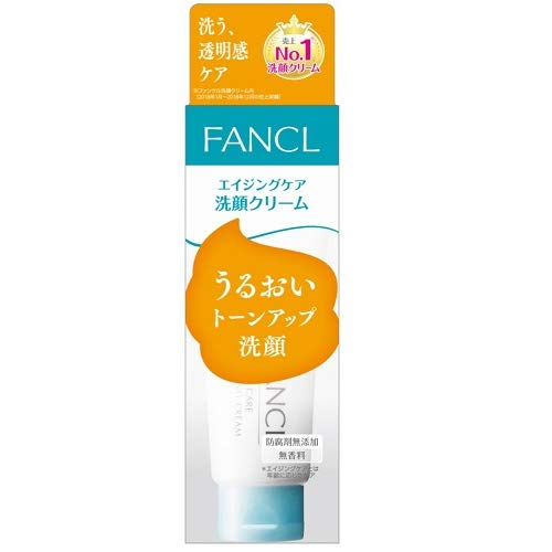 Japan Health and Beauty - Fancl aging care washing cream Fancl aging care cleansing cream *AF27*