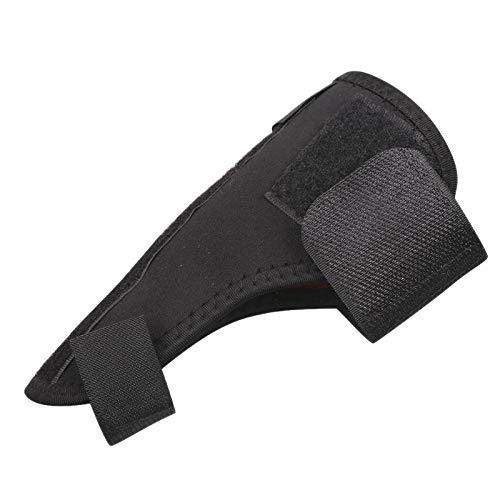 REFURBISHHOUSE 1 StüCke Elastische DaumenwickelstüTze Hand Volar Handgelenkschiene UnterstüTzung Arthritis Schmerzen Sport Training Fixed Correction Mantel Armband Rechts