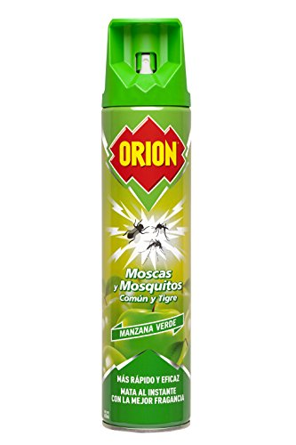 Orion - Aerosol Fragance Manzana Verde - 600 ml
