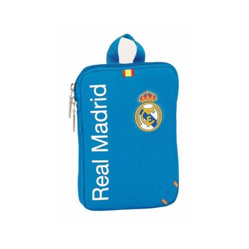 Real Madrid - Funda para Tablet de 7.9', 15 x 21 cm, Color Azul (SAFTA 611456733)