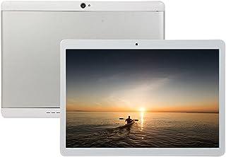 10 Zoll Android Tablet, 4GB RAM, 64GB ROM (auf 128GB erweitern) Tablet PC, 5000mAh, 2.0+5.0 MP Kamera, Wi-Fi, Bluetooth