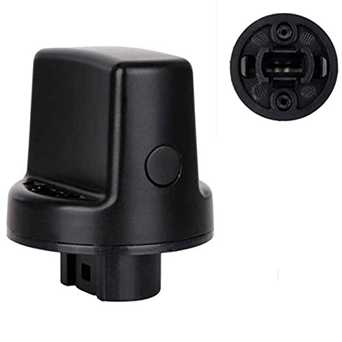 Ignition Key Knob Push Turn Switch Key, Compatible with 2007-2015 Mazda CX-9 2007-2011 Mazda CX-7 2006-2007 Mazda 6, Replace D461-66-141A-02 D6Y1-76-142, Keyless Push-Button Ignition Set