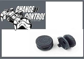 NG オリジナル PS4コントローラー用 RG 可動域アップ アシストキャップ 二個入り 簡易パッケージ アシストキャップAnalog Stick Joystick Controller Performance Thumb Grips for PS4 Highタイプ Lowタイプ オレンジ FOX KILLER (WARZONE(灰)) [並行輸入品]