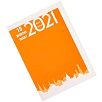 TINKSKY 2021年 手帳 スケジュール おしゃれ ノート 会議メモ 時間管理 (2021年1月始まり) 計画 目標達成 記録 学生用