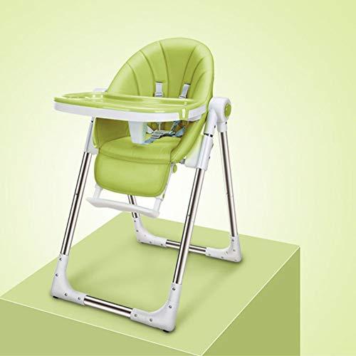 Pliable tabouret pour bébé siège pour enfant multifonction réglable portable pour salle à manger pour table pour bébéD