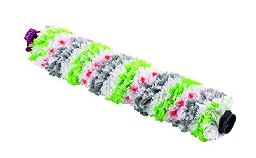 Bissell Brushroll MultiSurface Spazzola Rotante Antigrovigli Multisuperficie | Accessorio Originale per CrossWave | 2519, Bianco, Grigio, Verde e Rosa, 0.298m