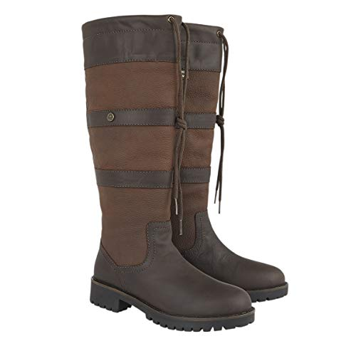 Amberley Country Boot (Oak/Bison, 8)