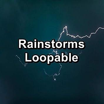 Rainstorms Loopable