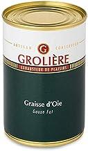 Foie Gras Grolière Graisse d'Oie 1 Unité 280 g