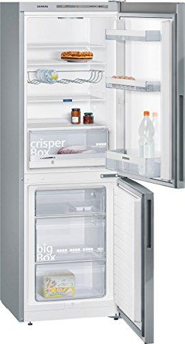 Siemens KG33VVL31 iQ300 Kühl-Gefrier-Kombination / A++ / 176 cm Höhe / 219 kWh/Jahr / 194 Liter Kühlteil / 94 Liter Gefrierteil / CrisperBox Feuchtigkeitsregler