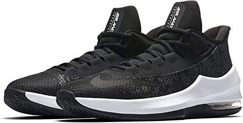 Nike Air MAX Infuriate II GS, Zapatillas Altas Unisex Adulto, Negro (Black/Black-White-Anthracite 001), 40 EU