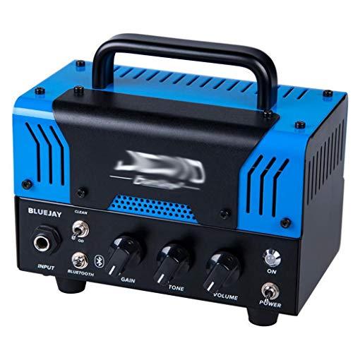 Zyj Tubo Amplificador de Altavoz de bajo eléctrico Amplificador Incorporado Multifunción Mini...
