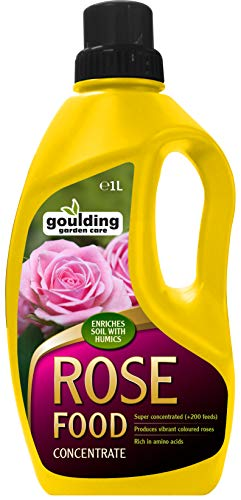 Goulding Rose Feed with Humics, Brown