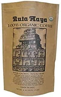 Ruta Maya Organic Dark Roasted Whole Bean Coffee - 5 lb Bag