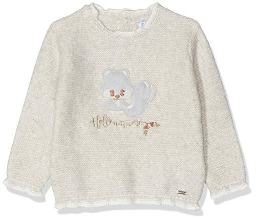 Mayoral 2334, Jersey para Bebé-Niñas, Beige (Lino Vig 65), 6 meses (Tamaño del fabricante: 6)