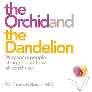 The Orchid and the Dandelion audiobook cover art