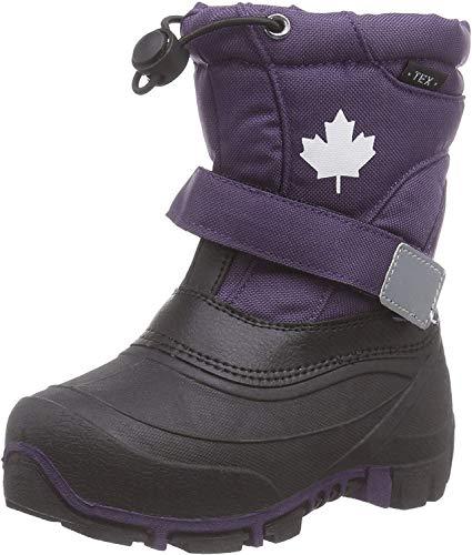 Canadians 467 185, Mädchen Stiefel, Violett (Aubergine 848), 33 EU