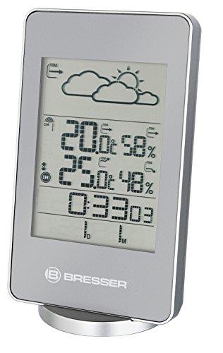 Bresser Bluetooth Wetterstation Thermo/Hygrometer inkl. iOS und Android App für Smartphones