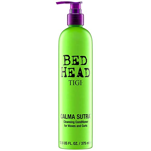 Bed Head by Tigi Calma Sutra Cleansing Conditioner for Curly Hair 375 ml