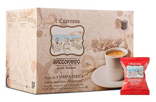 Caffè Gattopardo Ricco compatibili con Nespresso