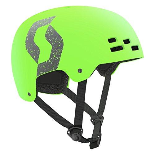 Scott Jibe Dirt Helm Schale grün 2019: Größe: L (59-61cm)