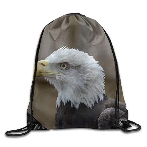 Jiger Indiana State Flag Sackpack Drawstring Bags Polyester Backpack Outdoor Sports Gym Bag Yoga Runner Daypack Team Training Gymsack Big Capacity