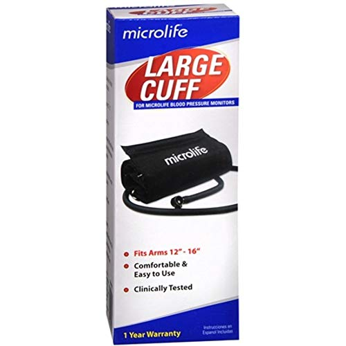 Microlife Microlife Cuff Large Blood Pressure Monitor Micr S102L, each (Pack of 2)